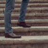 Casa Fagliano Palermo, cordovan chukka boots Men