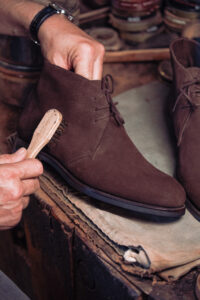 How to care for your suede boots