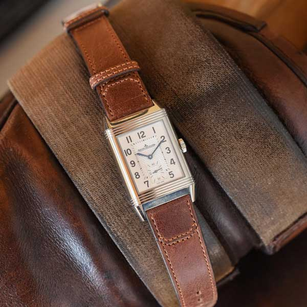 Meet The Makers Famous Bootmaker Casa Fagliano Makes Straps for Jaeger-LeCoultre